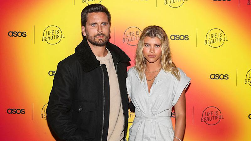 Sofia Richie & Scott Disick Have Been Keeping It Super Spicy During NYFW