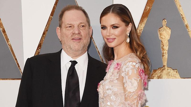 6b8d03fe35 Georgina Chapman Getting 'Massive Support' After Leaving Husband Harvey  Weinstein, Source Says (Exclusive)
