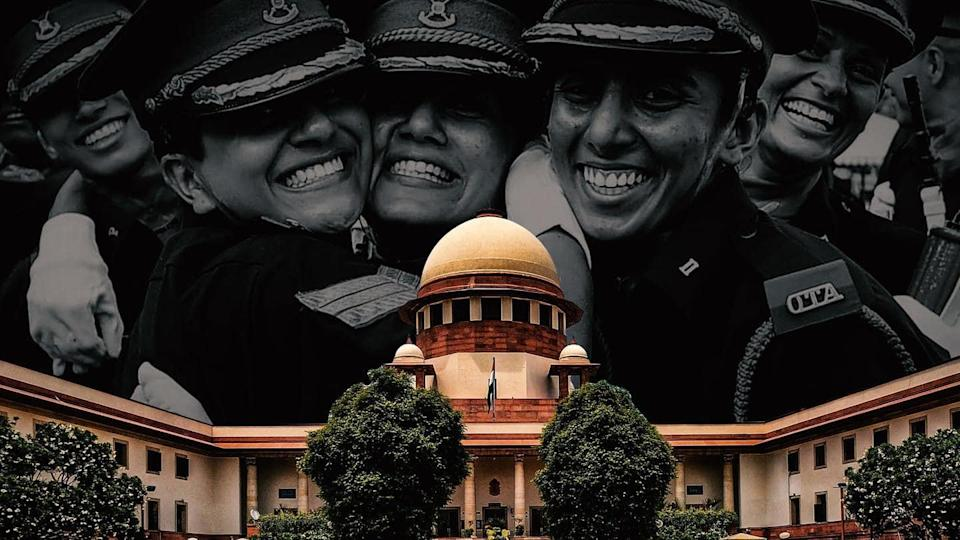 Allow women to appear for November NDA entrance: Supreme Court
