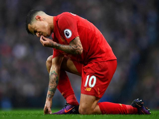 Coutinho was poor against City (Getty)
