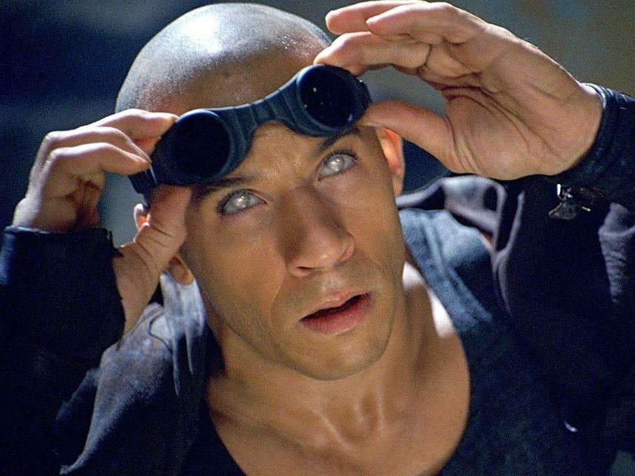 the chronicles of riddick universal