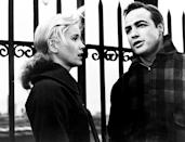 <p>The Marlon Brando blue-collar classic was certainly a contender in 1955. Included in its bounty were wins for Best Picture, Best Director (Elia Kazan), Best Actor (Brando), and Best Supporting Actress (Eva Marie Saint). (Photo: Everett) </p>
