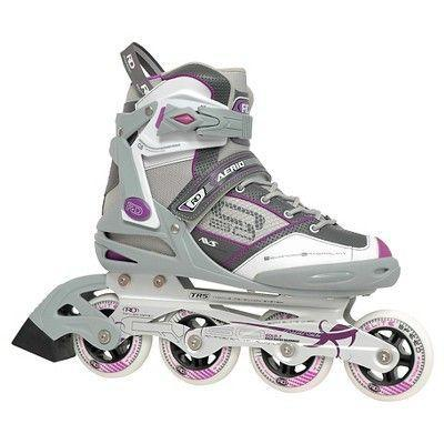 "<p><strong>Roller Derby</strong></p><p>target.com</p><p><strong>$69.99</strong></p><p><a href=""https://www.target.com/p/roller-derby-women-s-aerio-q-60-inline-skates-gray-white-pink/-/A-52133471"" rel=""nofollow noopener"" target=""_blank"" data-ylk=""slk:Shop Now"" class=""link rapid-noclick-resp"">Shop Now</a></p><p>If you're a budding blader, these skates are an affordable foray into it. They feature a soft boot design and memory padding for top-notch comfort while you build confidence. The buckles and laces are simple but sturdy, so that you can get in and out of them easily, too. </p><p><strong>Rave review:</strong> ""Just what I was looking for! These skates are really comfortable. They are true to size, too."" <em>—BBoyer,</em> <em>target.com</em></p>"