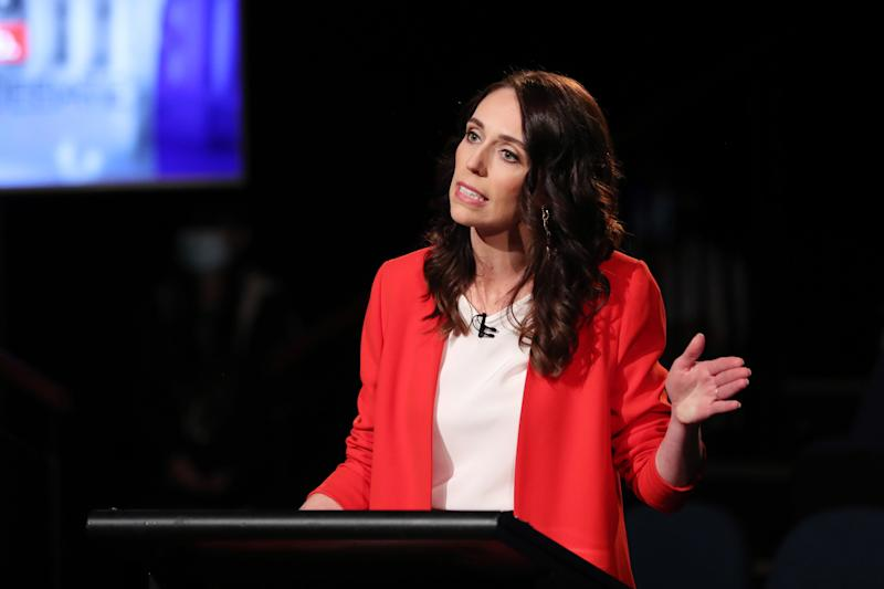 New Zealand Prime Minister Jacinda Ardern admitted to smoking marijuana once during a debate. Source: AAP