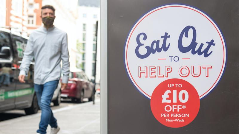 Third of adults unlikely to use Eat Out scheme, survey finds