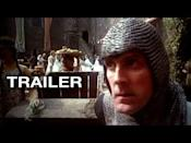 """<p>The Authurian legend gets the parody treatment in this absurd—and endlessly quotable—1975 cult classic in which the Monty Python players star as the Knights of the Roundtable on the search for the legendary treasure.</p><p><a class=""""link rapid-noclick-resp"""" href=""""https://www.netflix.com/watch/771476?source=35"""" rel=""""nofollow noopener"""" target=""""_blank"""" data-ylk=""""slk:Watch Now"""">Watch Now</a></p><p><a href=""""https://www.youtube.com/watch?v=urRkGvhXc8w"""" rel=""""nofollow noopener"""" target=""""_blank"""" data-ylk=""""slk:See the original post on Youtube"""" class=""""link rapid-noclick-resp"""">See the original post on Youtube</a></p>"""