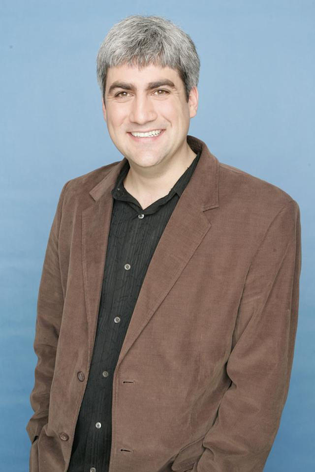 "Taylor Hicks from Birmingham, AL, is one of the contestants on Season 5 of ""American Idol."""