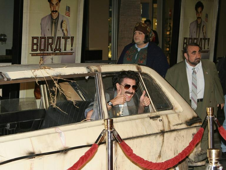 "These days, Kazakhstan tends to be better known for its portrayal in Sacha Baron Cohen's mockumentary ""Borat"" than for its own film output"