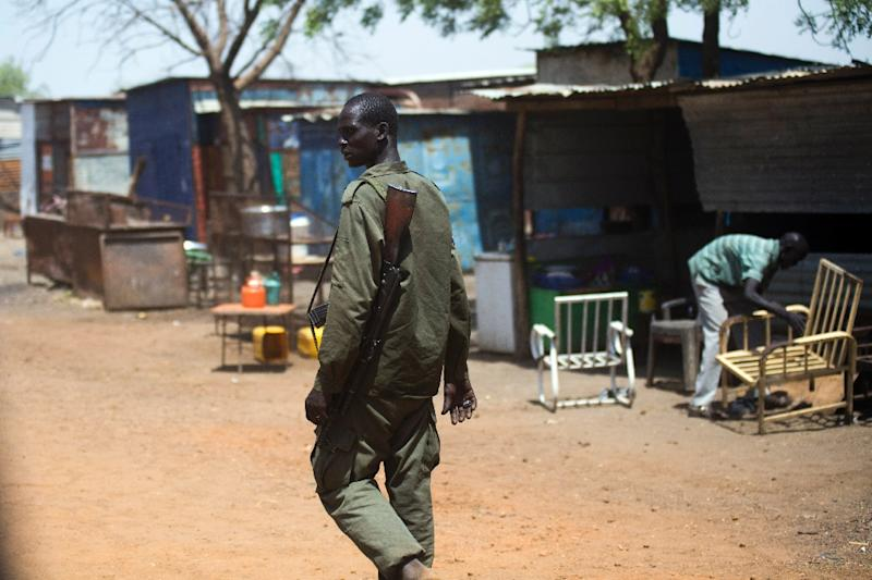More than 158,000 civilians remain in UN-guarded camps across South Sudan, down from a peak of more than 200,000 at the height of the war