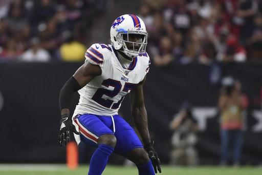 Bills sign cornerback White to 4-year contract extension
