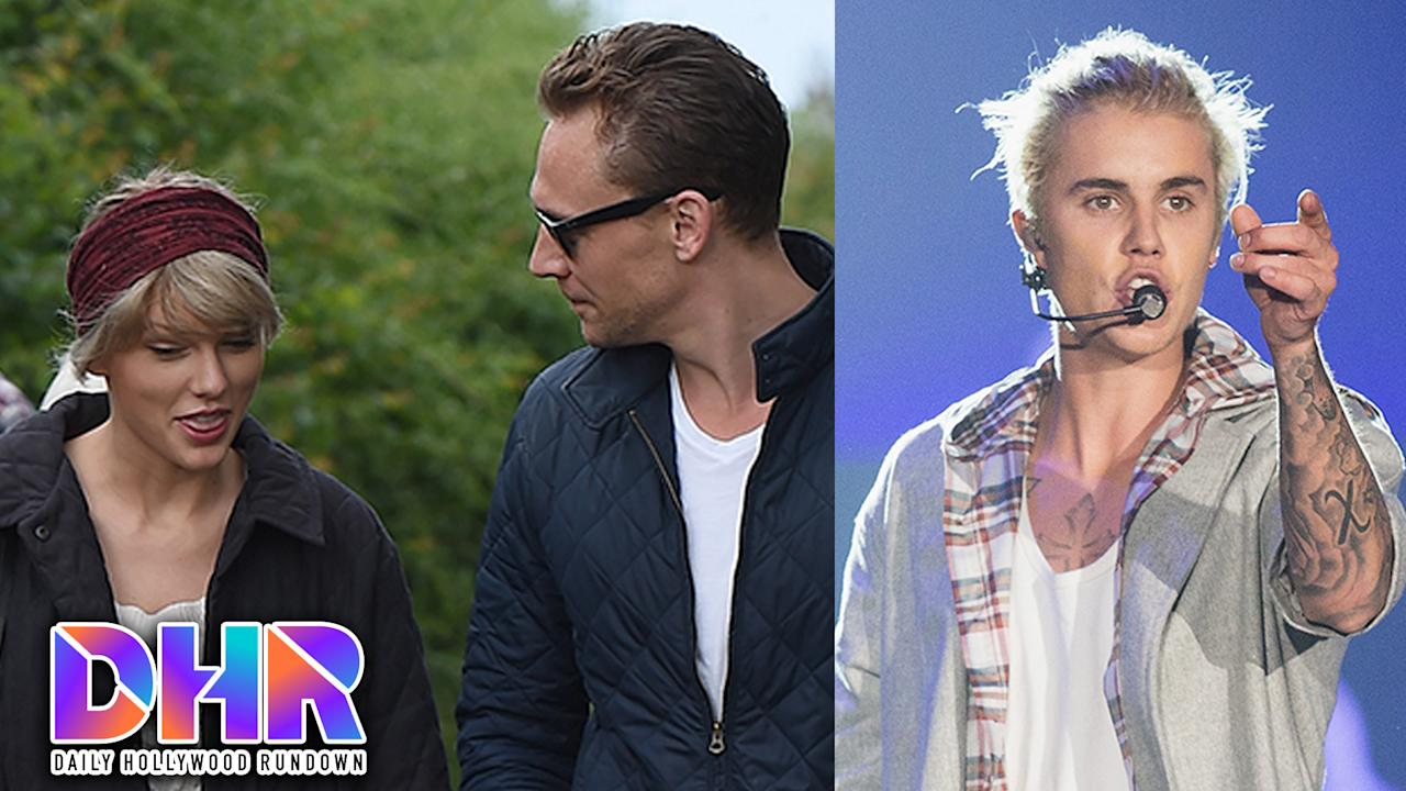Tom dealing with Taylor drama? Justin drops the song of the summer? All this & more on today's DHR.