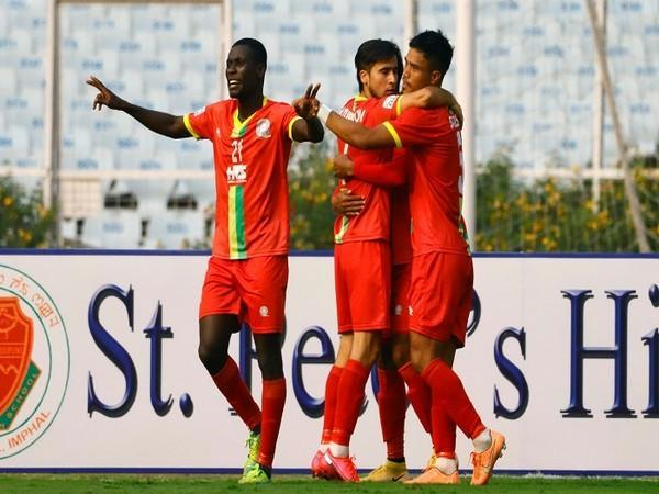 TRAU is at third in I-League table with ten points out of seven matches (Image: I-League's twitter)