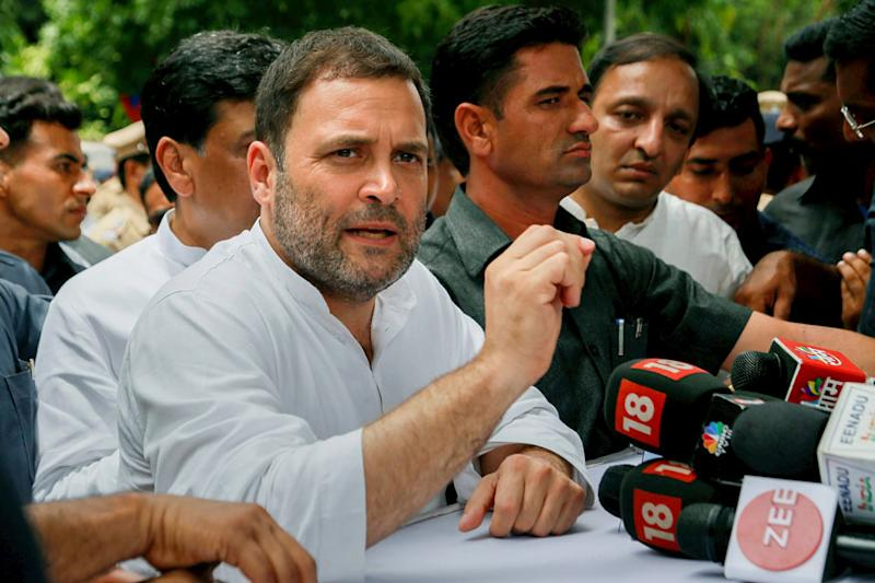 Rahul Gandhi Questions BJP Govt's Working After CEA Arvind Subramanian's Exit