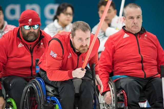 Winter Paralympics: Wheelchair curler Nibloe finds new optimism despite PyeongChang disappoiment