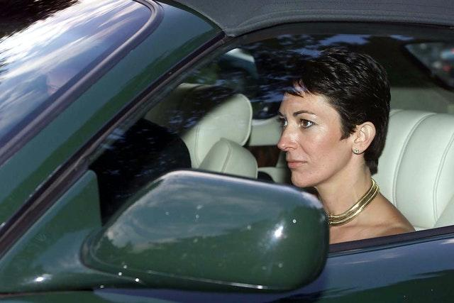 Ghislaine Maxwell has known the Duke of York since she was at university. Chris Ison/PA Wire
