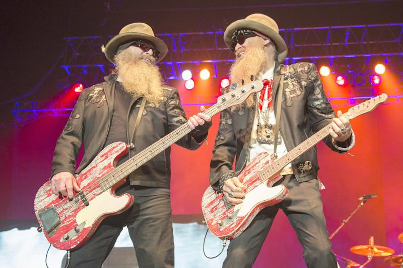 Konzert: ZZ Top live in Berlin 2017 - Tickets, Termin & Show
