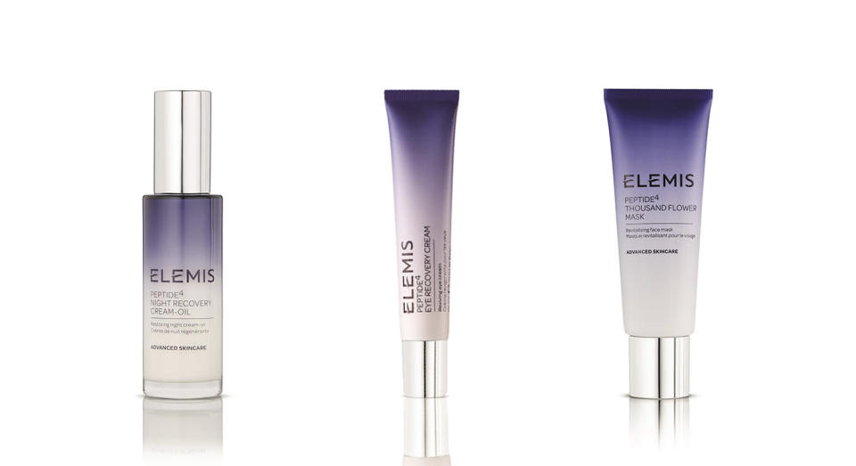 <p>New from Elemis this month is a 24/7 skincare solution. Inspired by the body's miraculous inner clock and the skin's circadian rhythms, the Peptide targets skin cells at specific times of the day to restore balance and encourage renewal and repair. </p>