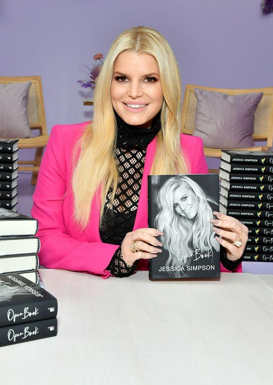 <p>Since her time on <em>Newlyweds</em>, Simpson stepped away from the spotlight to build a family and a billion-dollar fashion empire. The 39-year-old also released her memoir <em>Open Book</em> in February 2020, which shot to the top of the New York Times Bestseller list.</p>