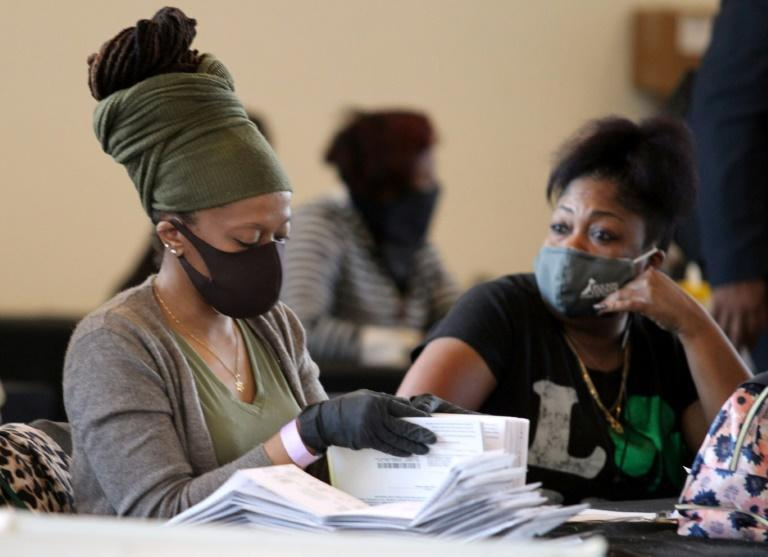 The coronavirus pandemic has resulted in a flood of mailed ballots in this year's election, causing delays in the count