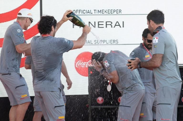 Luna Rossa beat Ineos in the Prada Cup challenger series