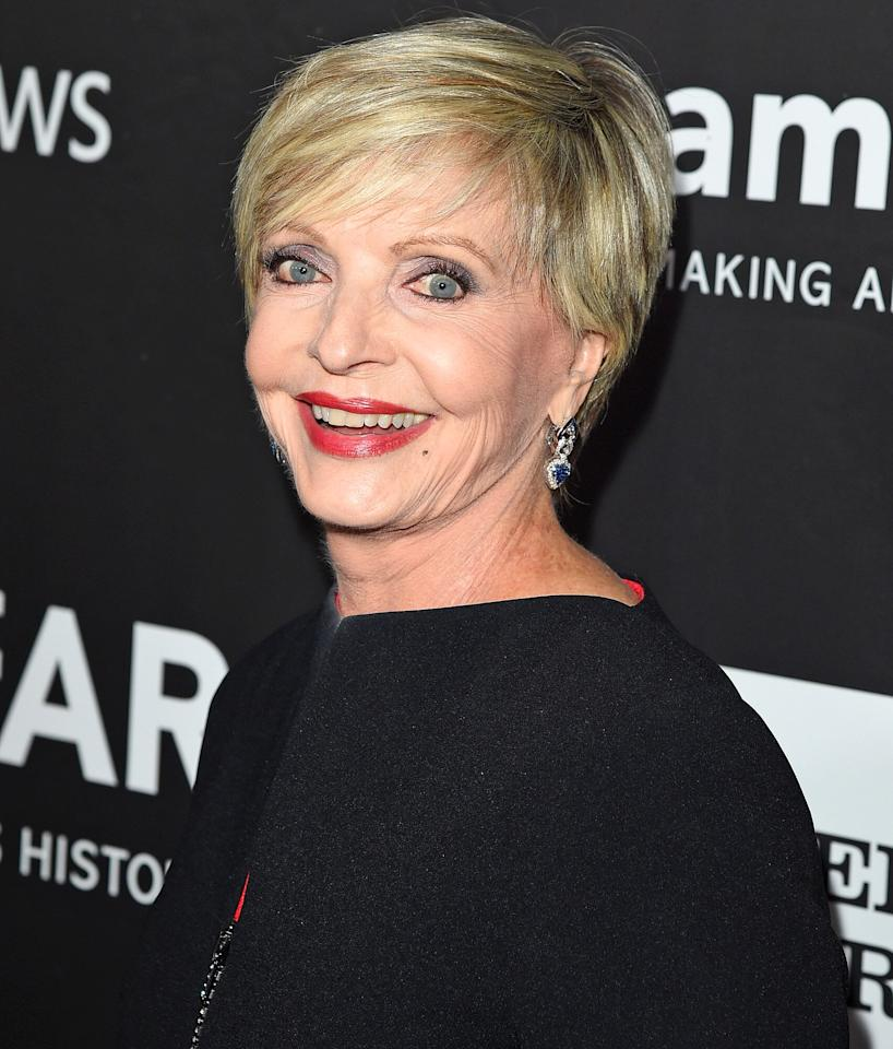 The late<em>Brady Bunch</em>matriarch was so lovely, it's no wonder that she was born on Valentine's Day.