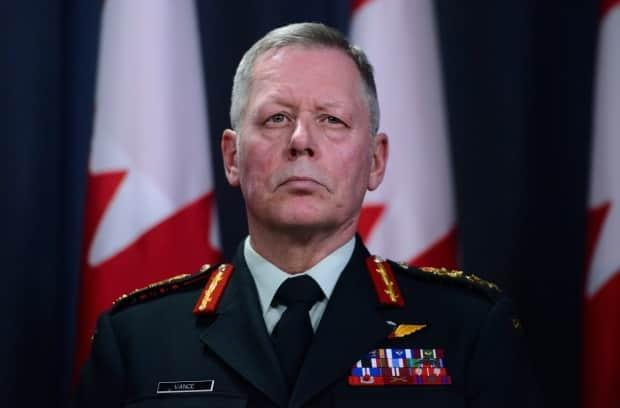 Former Chief of Defence Staff Jonathan Vance chaired the advisory council that recommended Perreault's membership in the Order of Military Merit be reviewed. Vance is currently under investigation following allegations of sexual misconduct.