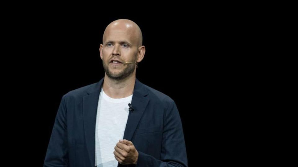 Daniel Ek | Drew Angerer/Getty Images