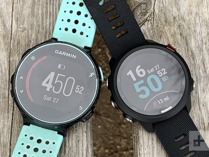 ef3868a9b Garmin Forerunner 245 versus 235: Do maps and music make the step up ...