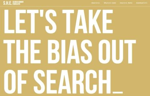 Pantene Launches S.H.E. – Search. Human. Equalizer. – to Shine a Light on Bias in Search