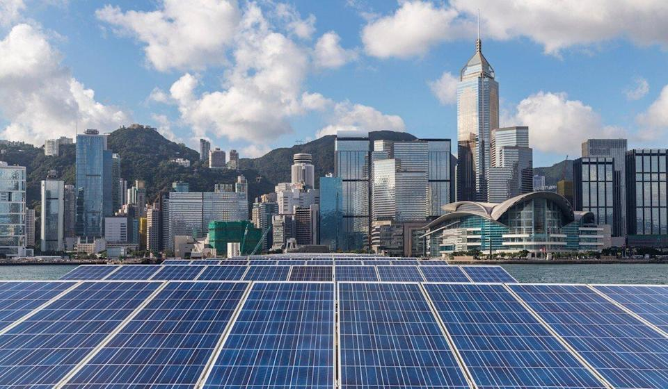 A scheme to install solar panels on private properties in Hong Kong has received more than 13,000 applications. Photo: Shutterstock
