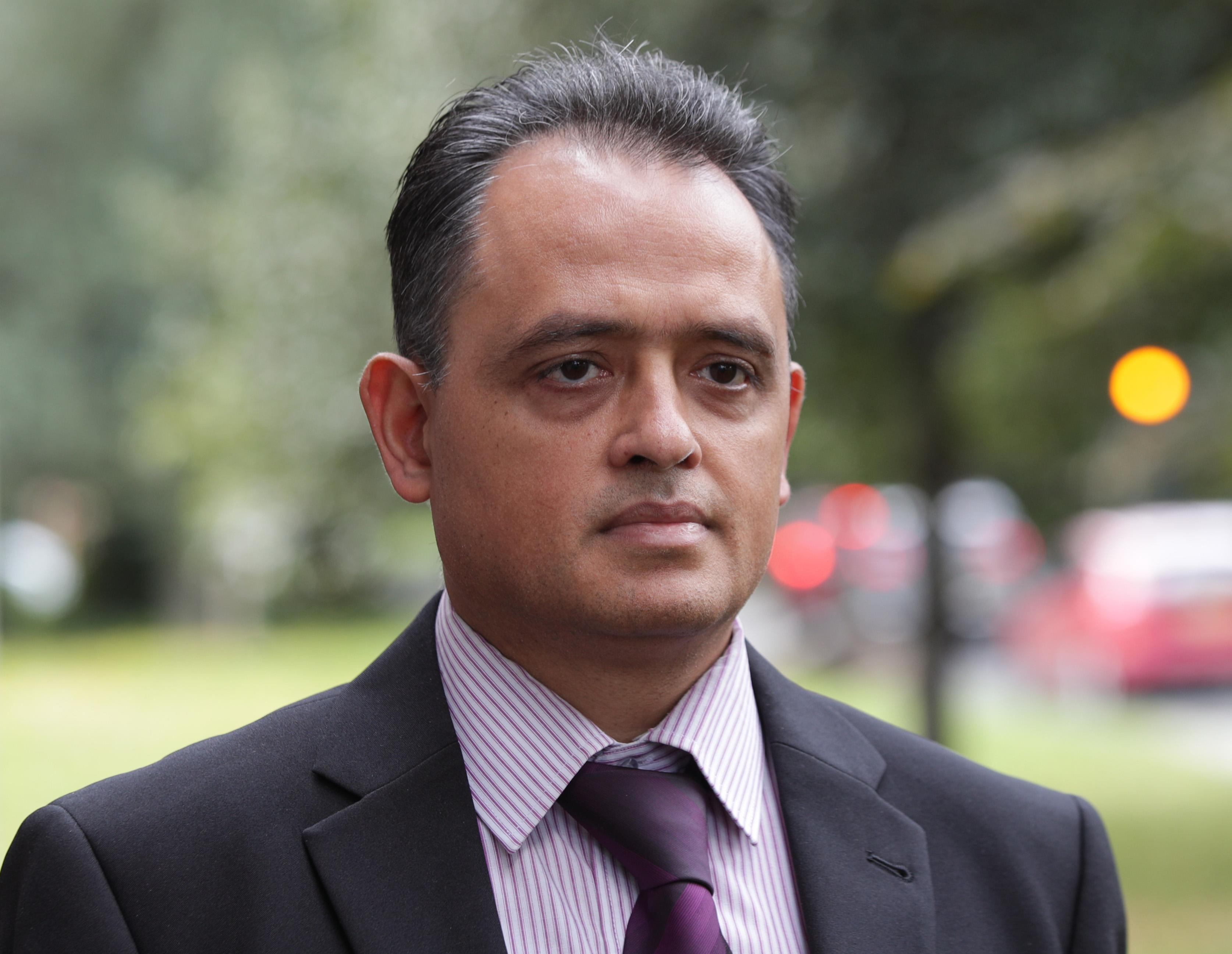Manish Shah has been sentenced for molesting his patients. (PA Images)