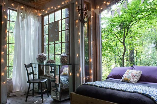 guestready airbnb treehouse