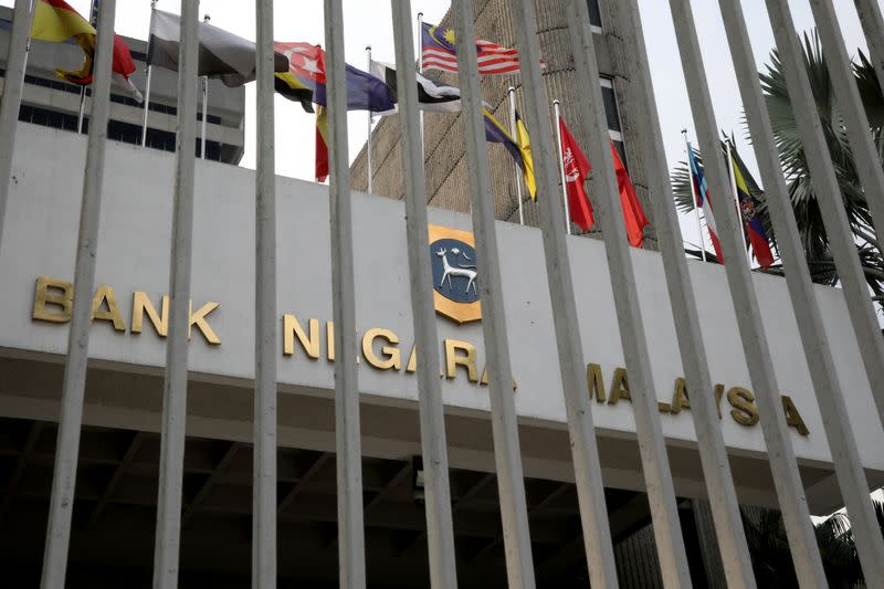 Malaysia's central bank cuts key interest rate to 2.00%, lowest since 2009