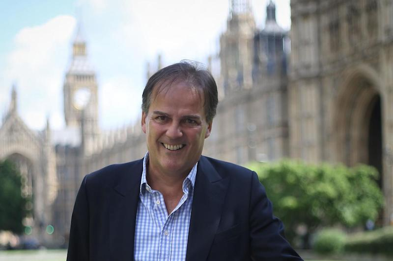 Mark Field announced he is stepping down as Tory MP for the Cities of London and Westminster (PA)