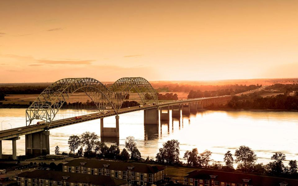 The Mississippi - Getty