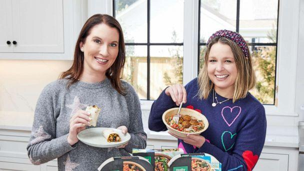PHOTO: Clea Shearer and Joanna Teplin help share tips for fridge, freezer and pantry spring cleaning. (Bird's Eye)