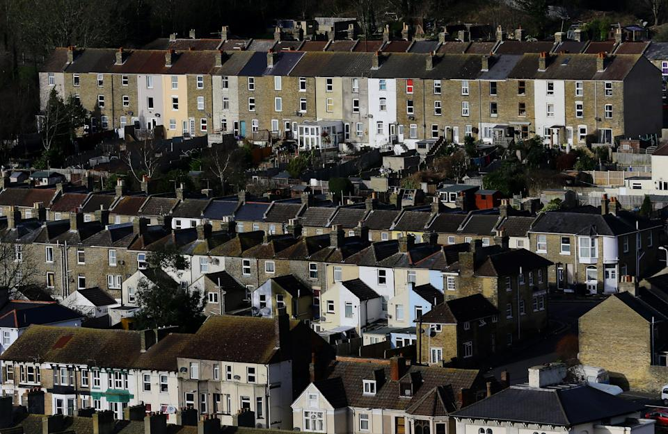 House prices rose in September 2021 (PA Archive)