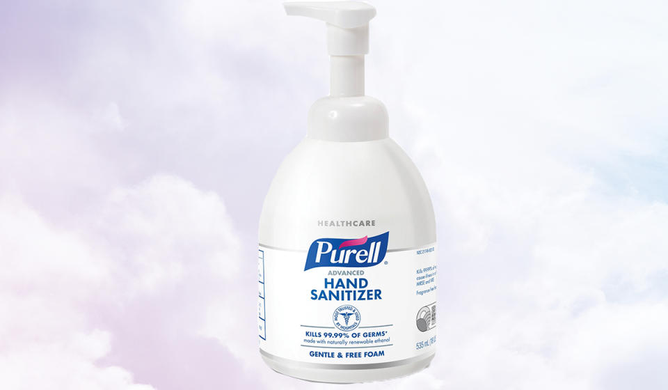 Purell-atively speaking, you won't be able to beat this price.  (Photo: Walmart)