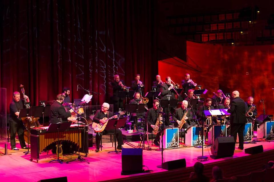 The Kansas City Jazz Orchestra will return to Helzberg Hall at the Kauffman Center for the Performing Arts for four concerts in 2021-22 after the 2020-21 season was canceled.