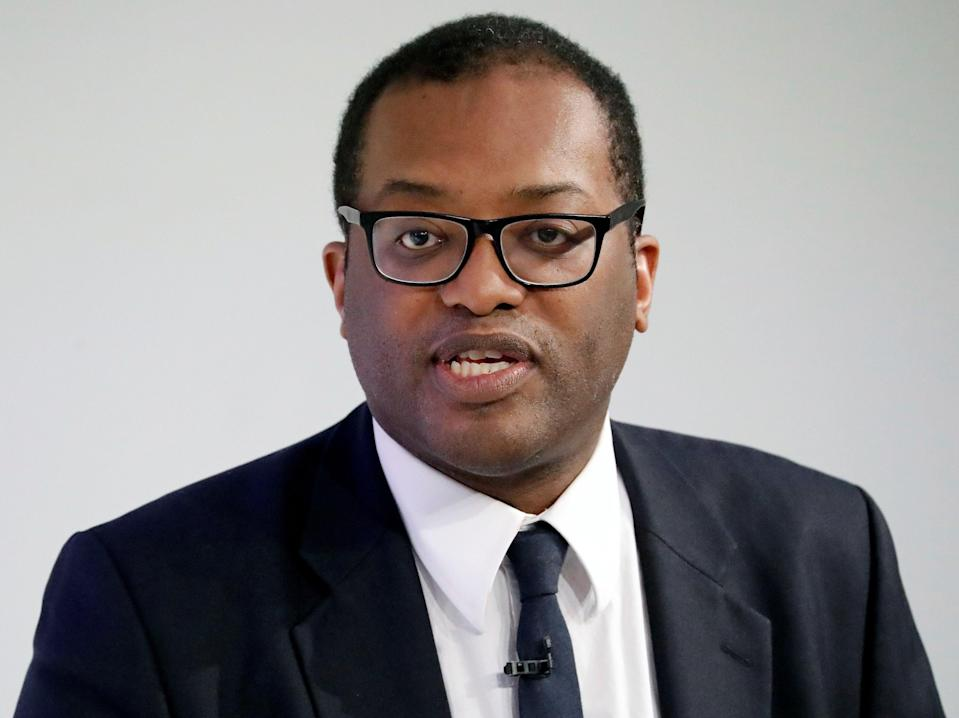 Business secretary Kwasi Kwarteng has said a list of sectors exempt from self-isolation will be published (Tolga Akmen/AFP/Getty Images)