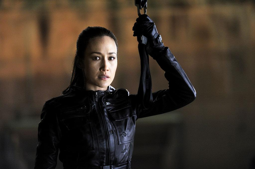 """BEST: """"<a href=""""/nikita/show/46555"""">Nikita</a>"""" — So glad this show is getting a second season because the first one sure went out with a bang. Nikita invaded the CIA, ran off with a black box and took Michael with her. Amanda took over control of Division while Alex broke up with Nikita and took off to seek revenge against the person who killed her dad. And Nikita poured acid all over some guy's face and his skin just peeled off as he screamed. Awesome."""