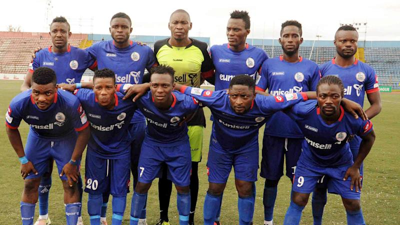 Victory over FUS Rabat deserved - Rivers United's Sakin