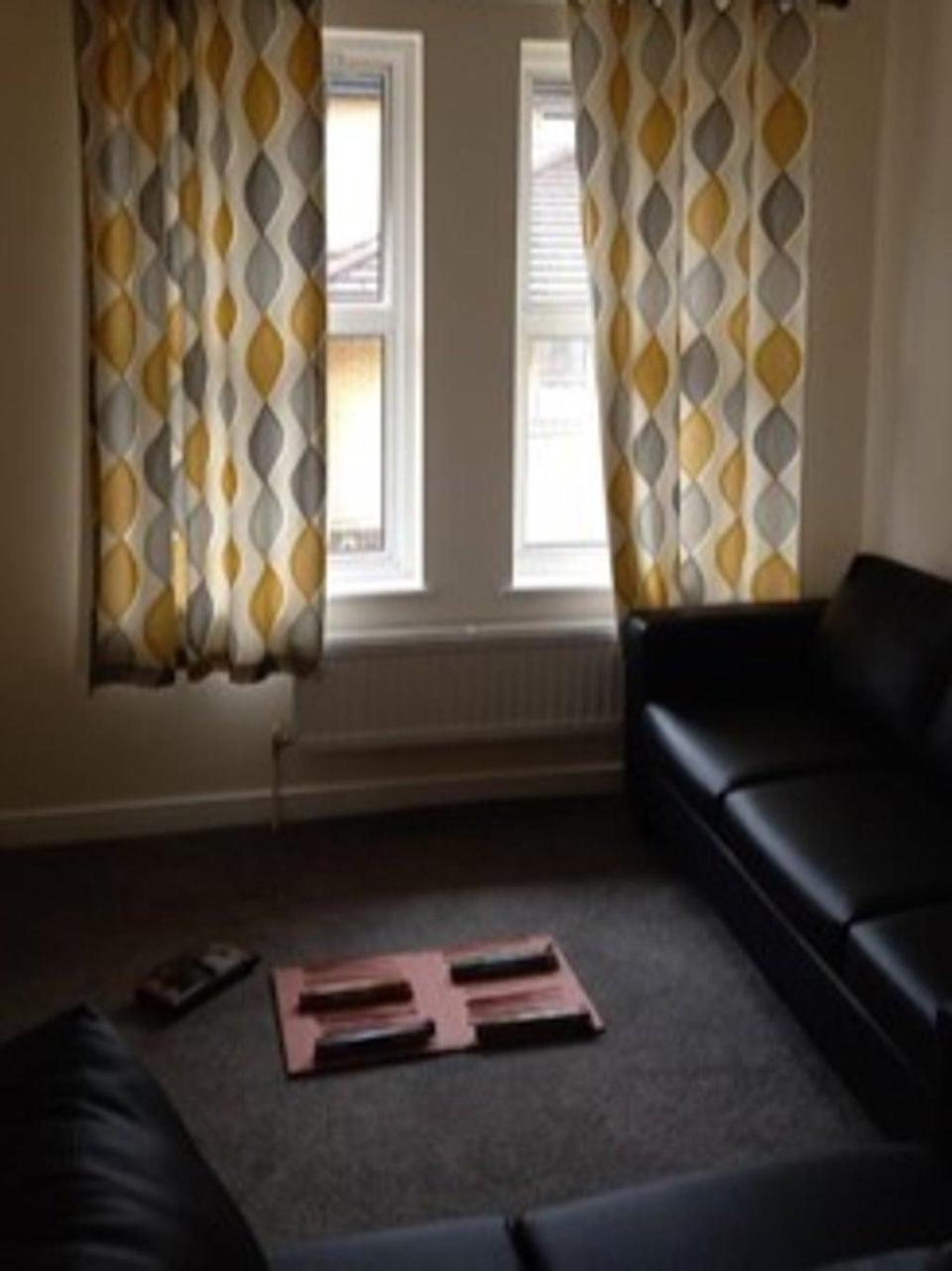 A Westminster VAWG Housing First Project Living Room (Solace)