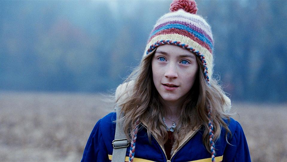 """<p>Based on the novel by Alice Sebold, the audience sees through the eyes of a murdered 14-year-old girl as her family struggles to cope with her sudden disappearance. </p> <p>Watch <a href=""""https://www.netflix.com/title/70112367"""" class=""""link rapid-noclick-resp"""" rel=""""nofollow noopener"""" target=""""_blank"""" data-ylk=""""slk:The Lovely Bones""""><strong>The Lovely Bones</strong></a> on Netflix now.</p>"""