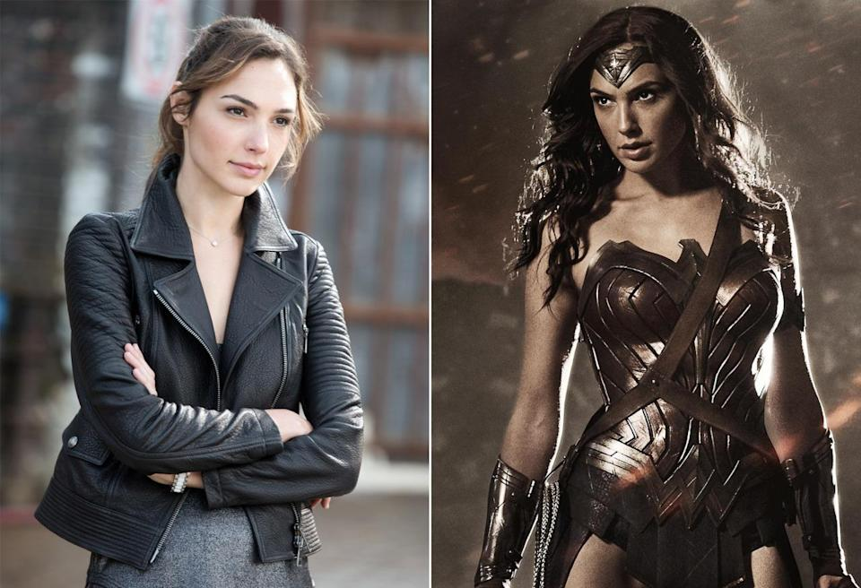 "<p>Introduced as a mere drug dealer liaison in the 2009 sequel, Gadot's 'F&F' character was later revealed to be an ex-Mossad agent, which is only one step down from ""Amazon warrior"" in terms of bad-assery. <i>(Photo: Everett/Warner Bros.)</i></p>"