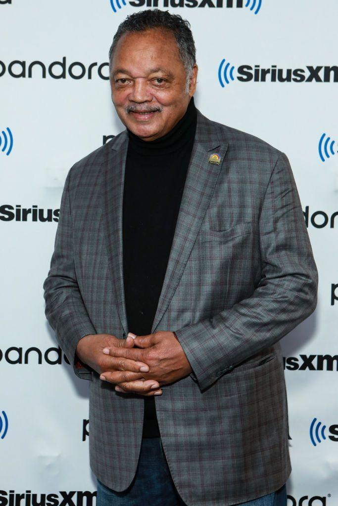 """<p>Politician and civil rights activist, Jesse Jackson, is one of the more notable <a href=""""https://oppf.org/about-omega/notable-omegas/"""" rel=""""nofollow noopener"""" target=""""_blank"""" data-ylk=""""slk:members of the Omega Psi Phi fraternity"""" class=""""link rapid-noclick-resp"""">members of the Omega Psi Phi fraternity</a>. The fraternity was <a href=""""https://oppf.org/about-omega/"""" rel=""""nofollow noopener"""" target=""""_blank"""" data-ylk=""""slk:founded at Howard University"""" class=""""link rapid-noclick-resp"""">founded at Howard University</a> in 1911. </p>"""