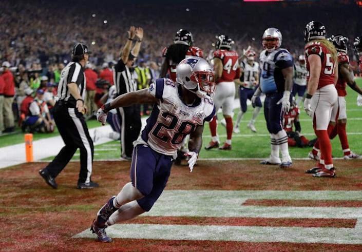 St. Thomas Aquinas alumnus James White, son of Miami Dade police officer Tyrone White, scored the game-winning touchdown for the New England Patriots in Super Bowl 51 in 2017.
