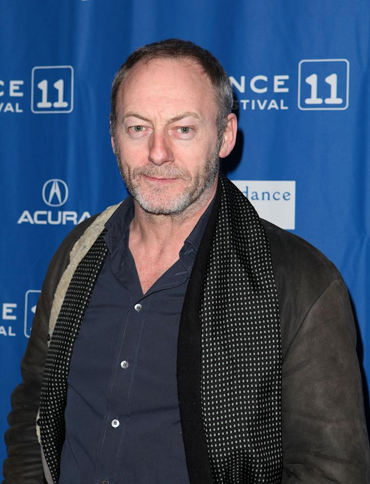 Liam Cunningham will play Stannis' most trusted man -- Davos.
