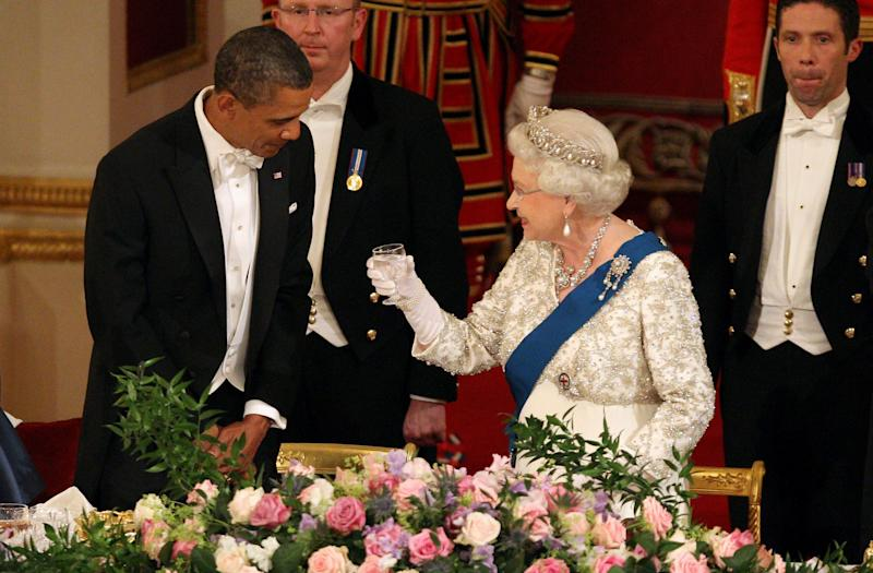 Barack Obama paid a State Visit to the UK in May 2011 [Photo: Getty]