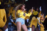 <p><strong>Beyoncé </strong></p><p>Cue the drumroll for Queen Bey: Beyoncé was born and raised in Houston, Texas. Which you already know bc she's drops her hometown in her music on the regular. While we loved her in Destiny's Child, her destiny was to become a solo artist, and arguably one of the biggest. While we're patiently waiting for her follow up to <em>Lemonade</em>, her visual album, <em>Black is King</em> on Disney+ just might hold us over if we watch it enough times.</p>